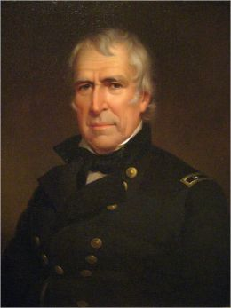 Zachary Taylor Biography: The Life and Death of the 12th President of the United States
