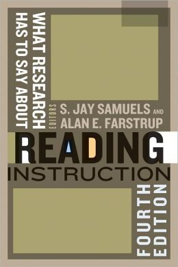 What Research Has to Say About Reading Instruction, 4th Edition