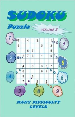 Sudoku Puzzle, Volume 2