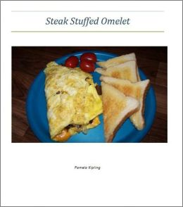 Steak Stuffed Omelet - An Illustrated Guide