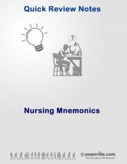 Study Aids: Mnemonics for Nurses and Nursing Students