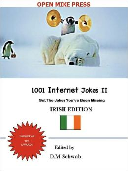 1001 Internet Jokes II - Irish Edition (for Standard Nook)