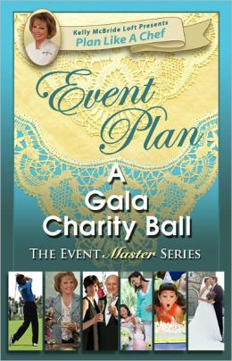 Event Plan a GALA CHARITY BALL