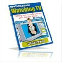 How To Get PAID For Watching TV