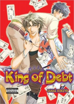 King of Debt (Yaoi Manga) - Nook Edition