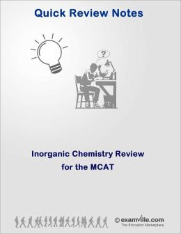 Inorganic Chemistry Review for the MCAT