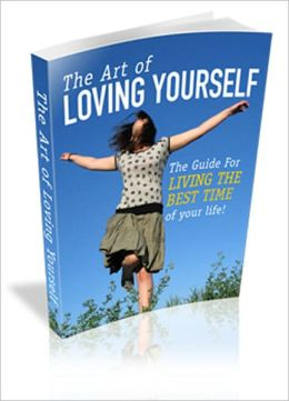 The Art of Loving Yourself - NOOK Edition