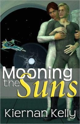 MOONING THE SUNS: 3 Short Novels of Male-Male Romance