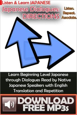 Japanese Dialogues: Directions