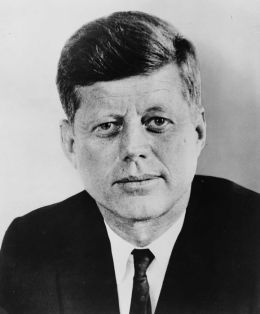 President John F. Kennedy State of the Unions