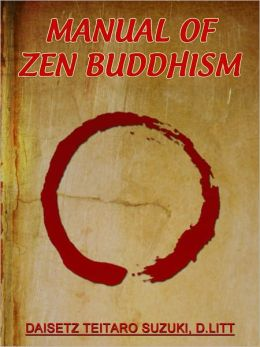 Manual of Zen Buddhism