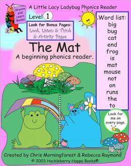 The Mat - A Level One Phonics Reader