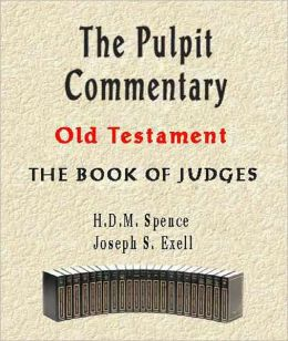 The Pulpit Commentary-Book of Judges