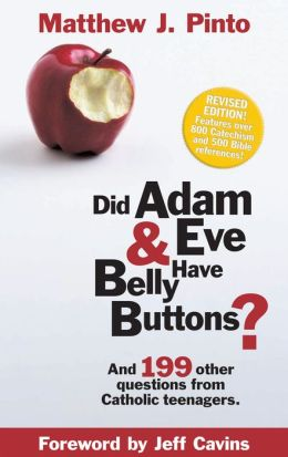 Did Adam & Eve Have Belly Buttons?