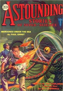 Astounding Stories September 1930