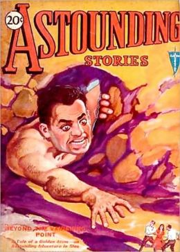 Astounding Stories March 1931