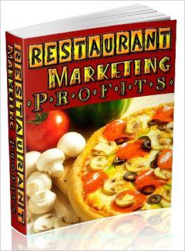 Restaurant Marketing Profits