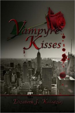 Vampyre Kisses, A Paranormal Romance (The Last Witch Series #1)