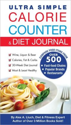 Ultra Simple Calorie Counter and Diet Journal