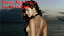 Steamy Erotica Adult Sex Stories Vol 14