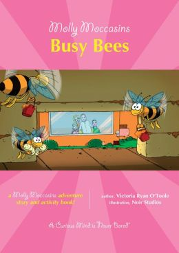 Molly Moccasins -- Busy Bees