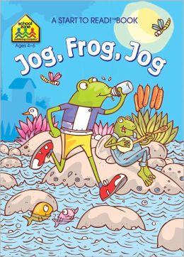 Jog, Frog, Jog - Level 1