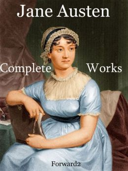 Complete Works of Jane Austen / Complete Version / (Best Navigation, Active TOC) - very easy to navigate