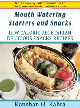 Mouth Watering Starters And Snacks