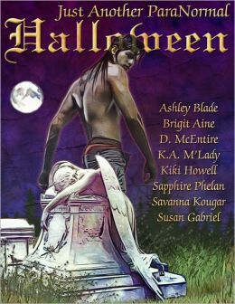 Just Another Paranormal Halloween - Anthology