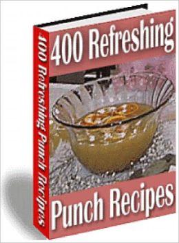 Refreshing Punch Recipes