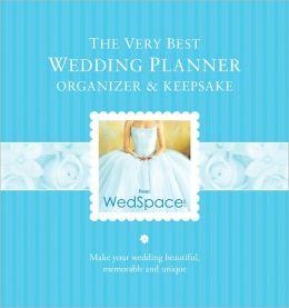 The Very Best Wedding Planner Organizer Amp Keepsake By Alex Lluch