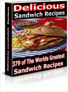 Delicious Sandwiches Recipes