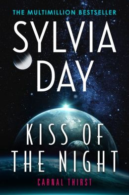 Kiss of the Night (Carnal Thirst Series #2)