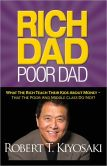 Book Cover Image. Title: Rich Dad Poor Dad, Author: Robert T. Kiyosaki
