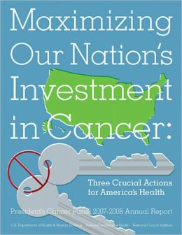 Maximizing Our Nation's Investment in Cancer: Three Crucial Actions for America's Health