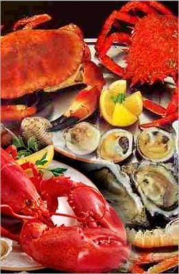 Ultimate Collection of Seafood Recipes - 1000 seafood recipes