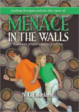Menace in the Walls-ebook