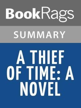 A Thief of Time by Tony Hillerman l Summary & Study Guide