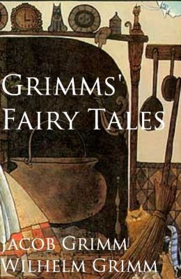 The Big Book of Grimms' Fairy Tales