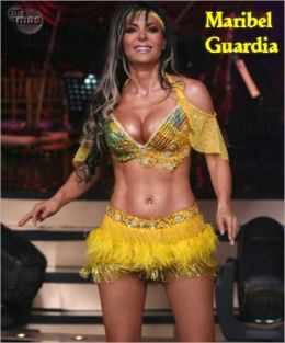 The Maribel Guardia Book