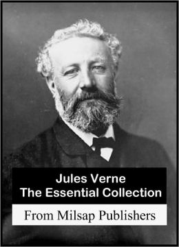 Jules Verne Complete: The Essential Collection of 29 Jules Verne Titles (includes Around the World in 80 Days, Journey to the Center of the Earth, Mysterious Island(inspiration for Journey 2 starring The Rock), From the Earth to the Moon and more)