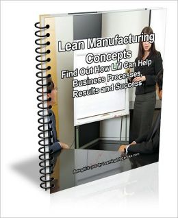 Lean Manufacturing Concepts: Find Out How LM Can Help business processes, results and success