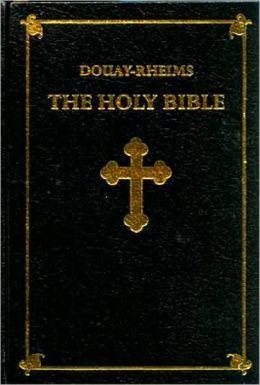 The Bible, Douay-Rheims