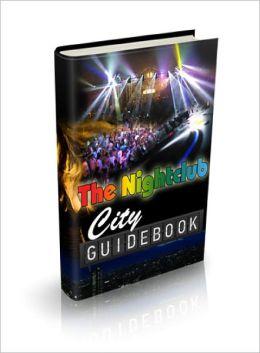 Nightclub City Guidebook