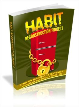 Habit Reconstruction Project