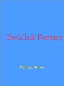 Backlink Factory