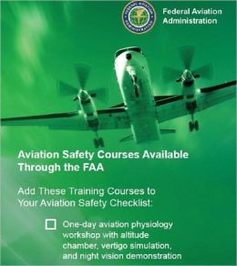 Aviation Safety Courses Available Through the FAA Check list ON Nook