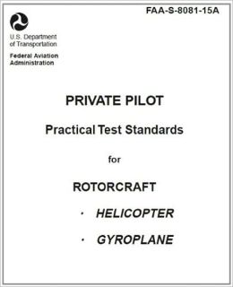 Recreational Pilot Practical Test Standards for Airplane, Rotorcraft Helicopter, and Rotorcraft Gyroplane, Plus 500 free US military manuals and US Army field manuals when you sample this book