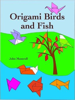 Origami Birds and Fish