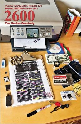 2600 Magazine: The Hacker Quarterly - Digital Edition - Summer 2011